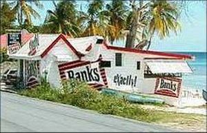 When you see Banks proclaimed on the side of a rum shop or at the beach you know a delicious cold Banks beer awaits you, delivered via a Tait Radio connected delivery truck supplied by Mobile & Marine Systems - Barbados.