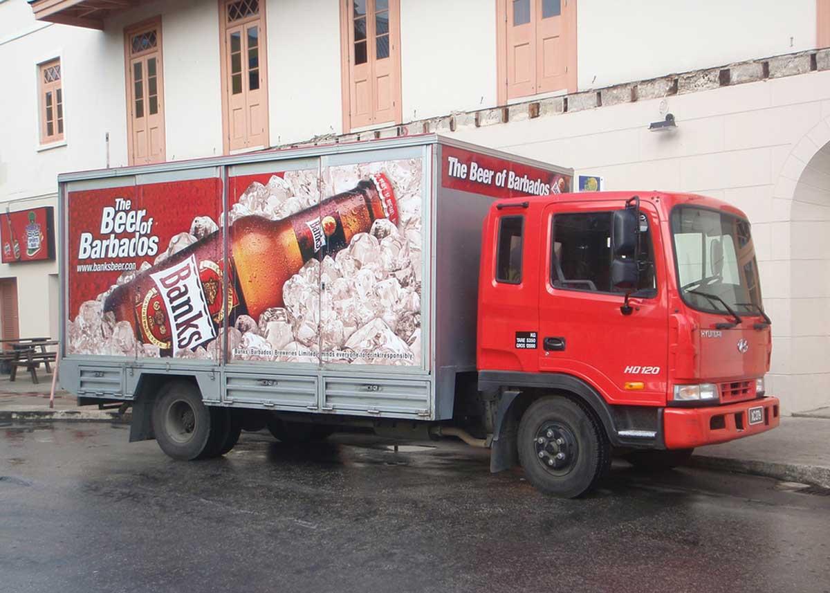 Banks Beer Deliveries