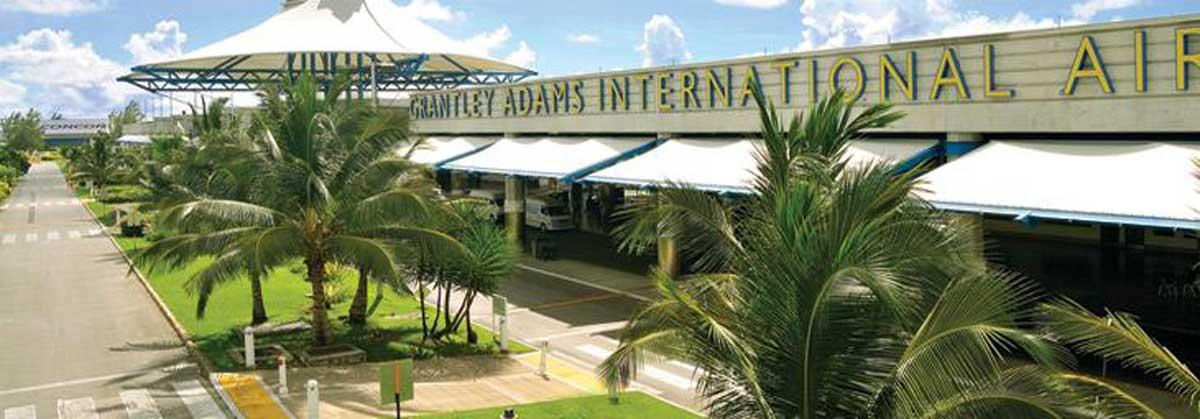 BGI, Grantley Adams Airport – Barbados